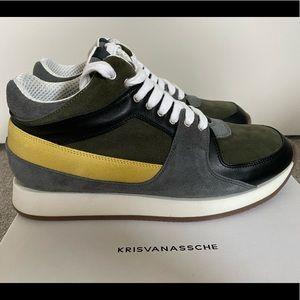 Kris Van Assche Hybrid Derby Sneakers